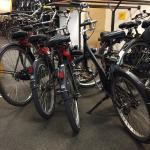 Good bikes at affordable price!