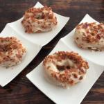 Maple Bacon Donuts...overrated.