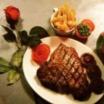 our tbone steak