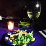 Foto di La Noche Azul Restaurante de fondues