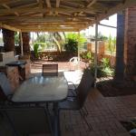 BBQ & Outdoor Shaded Area