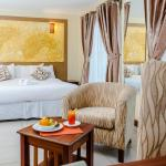 Classy and Affordable- a combination that you can only find at the Mvuli Hotels