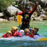 rafting is all about fun