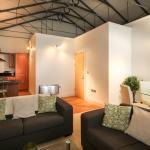 Loft 22 - Living Area