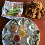 Wings and Oysters