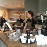Racoon Coffee & More as Foto