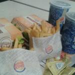 Foto van Burger King