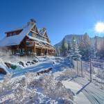 Hidden Ridge Resort Winter