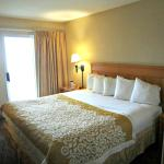 King Suite- Bedroom