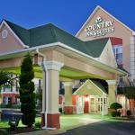 CountryInn&Suites McDonough  ExteriorNight