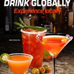 Global Hand Crafted Cocktails