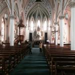 St. Mary's Inside