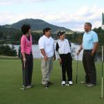 Play a round of golf at the Lake Junaluska Golf Course, located on the property.