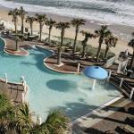 Cove Oceanfront Pool Deck
