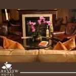Lobby of Parkview Hotel Syracuse New York