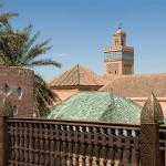La Sultana Marrakech View Mosque Monument