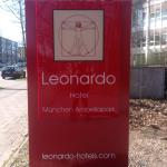 Leonardo Hotel Munich Arabellapark Foto