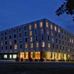 Photo de Welcome Hotel Darmstadt