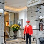 Photo de Hotel Schweizerhof Zurich