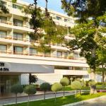 Arion Resort & Spa Entrance