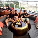 صورة فوتوغرافية لـ Rooftop Sunset Bar at Double-Six