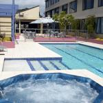 Plymouth Pool Amp Courtyard