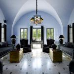Kastelli Santorini Reception Lobby