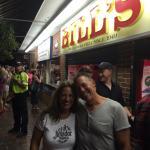 Late Nite @ Bills Pizza !!!