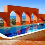 ソル バビア アトランティコ ホテル サルバドール