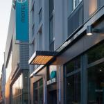 Hotel Motel One Frankfurt-East Side Foto