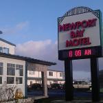 紐波特灣汽車旅館