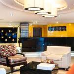 Hotel lobby Center