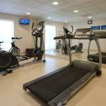 Cityexpress Merida Gimnasio