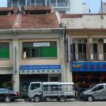 street view of Ideal Backpackers Hostel
