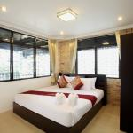 Bed room-Bamboo Pool Villa