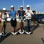 segway Inmotion CannesVisiTour