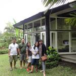 villa yang kami sewa dengan 3 kamar