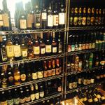 Spoilt for choice, loads of local breweries to choose from