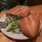 Dexter Special Turkey/Caesar Salad