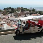 Spectacular views of Mijas and the Mediterranean