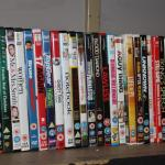 DVDs Available at Reception