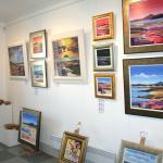 Vibrant exhibitions
