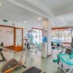 Hotel Alpenhaus Fitness