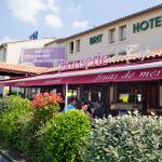 Photo de Brit Hotel Brasserie du Cap - La Rochelle