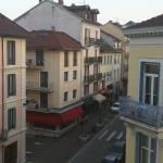 Agora Hotel; Aix-les-Bains, Frankreich