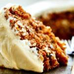 The best Swiss carrot cake