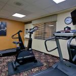 CountryInn&Suite Williamsburg  FitnessRoom