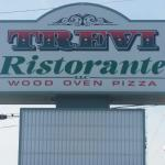 The Front Signage of Trevi Ristorante