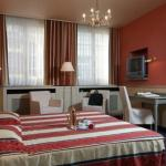One of our classic rooms ...