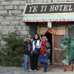 Brasileiros em Gyantse Tibet